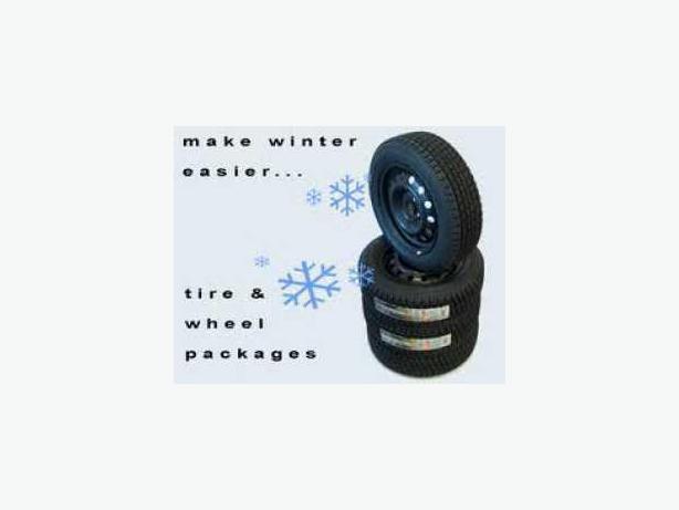 Alaska Winter Tires