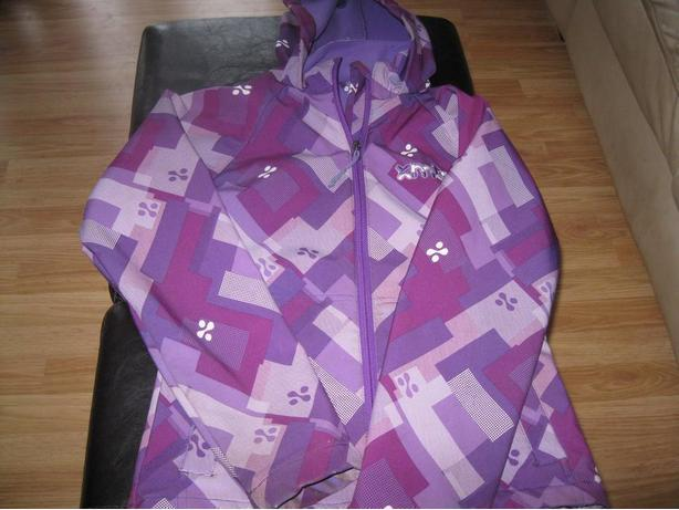 Girls Sping/Fall  jacket with hood - size 10/12