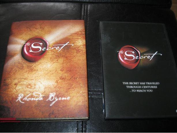 The SECRET - Book and DVD