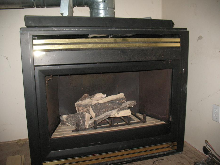 Propane Heat And Glow Fireplace West Shore Langford