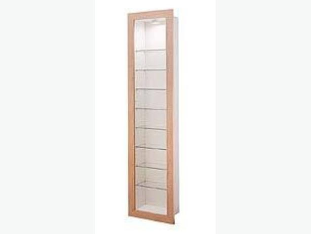 Wanted ikea wall curio cupboard in good condition