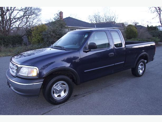 1999 ford f150 extended cab 2 wheel drive victoria city victoria. Black Bedroom Furniture Sets. Home Design Ideas