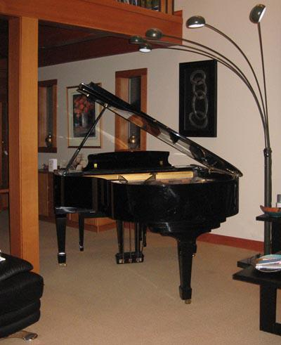 My grand piano for your small car mill bay cowichan for Small grand piano
