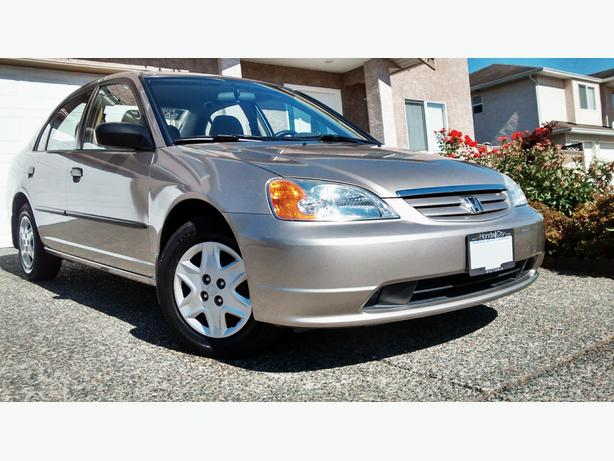 2003 honda civic low km 39 s saanich victoria. Black Bedroom Furniture Sets. Home Design Ideas