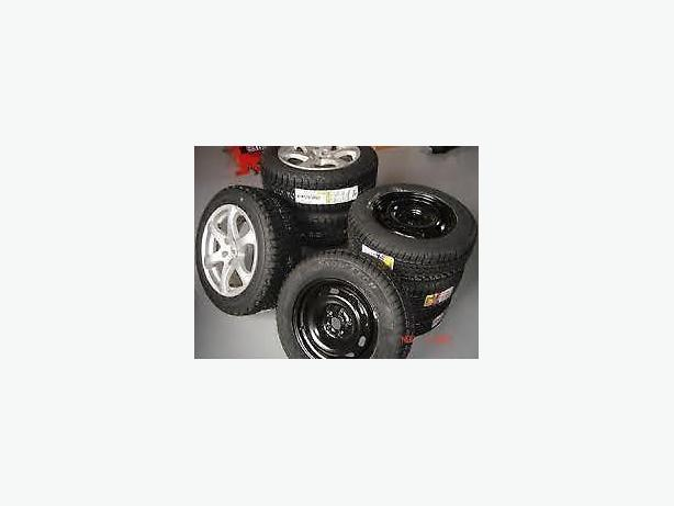 Ford Escape Winter Tire Packages