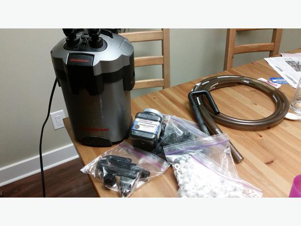 Marineland Canister Filter | eBay