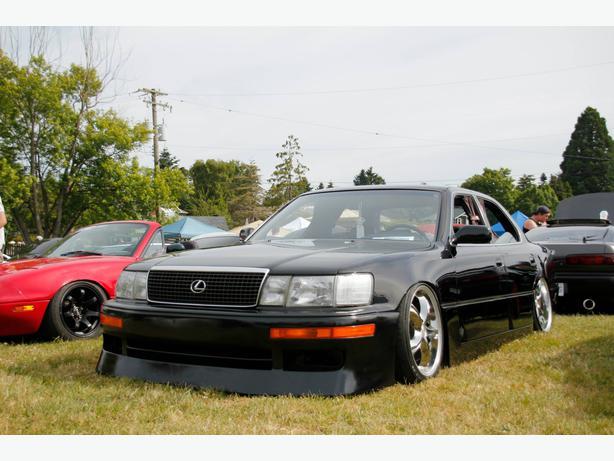 1992 Lexus Ls400 Vip Airbagged Custom Vancouver City