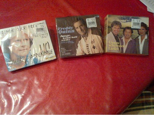 German Popular Music CDs