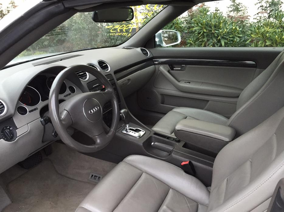 2003 Audi A4 Convertible West Shore Langford Colwood