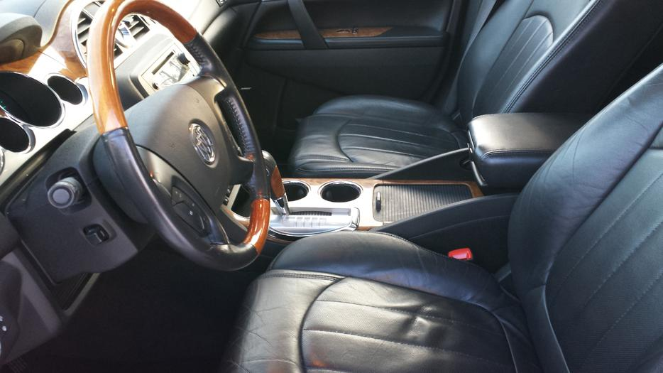 Buick Enclave Seating Capacity >> 2008 Buick Enclave CXL Coquitlam (incl. Port Coquitlam & Port Moody), Surrey - MOBILE