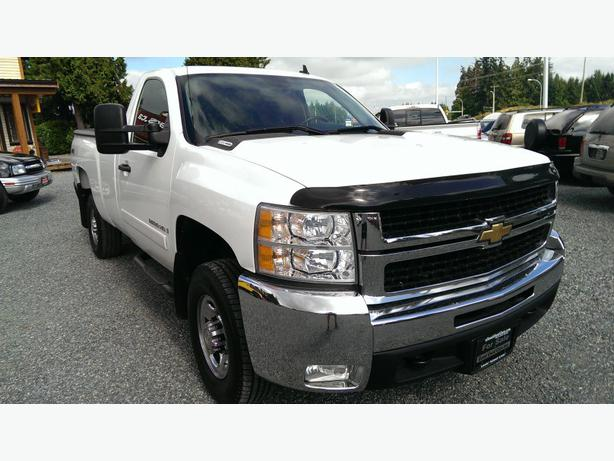 2007 chevy silverado 4x4 diesel allison transmission new low price outside nanaimo nanaimo. Black Bedroom Furniture Sets. Home Design Ideas