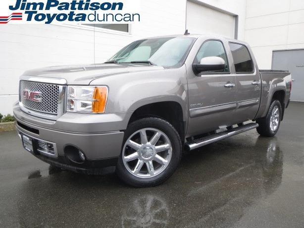 2012 gmc sierra 1500 denali sale priced outside victoria victoria. Black Bedroom Furniture Sets. Home Design Ideas
