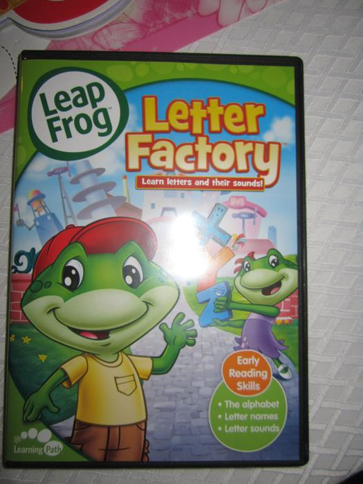 used leapfrog letterfactory dvd 3 flickr photo leap frog letter factory dvd south nanaimo parksville 456