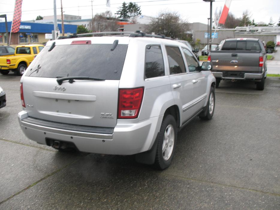 2005 jeep grand cherokee limited trail rated edition outside comox valley courtenay comox mobile. Black Bedroom Furniture Sets. Home Design Ideas