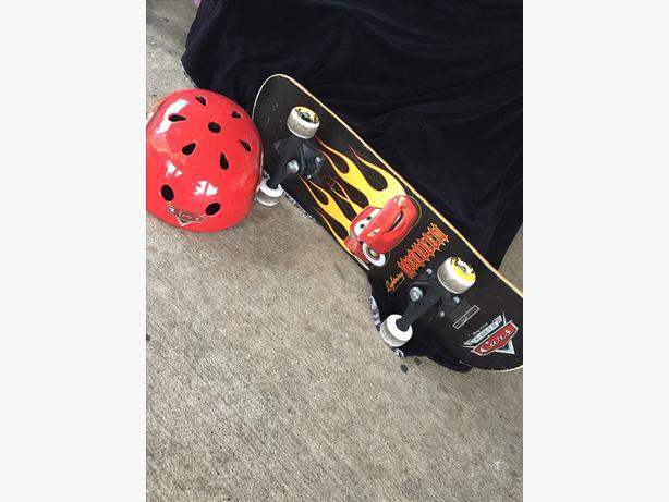 Skateboard Lightning Mcqueen Skateboard Lightning Mcqueen