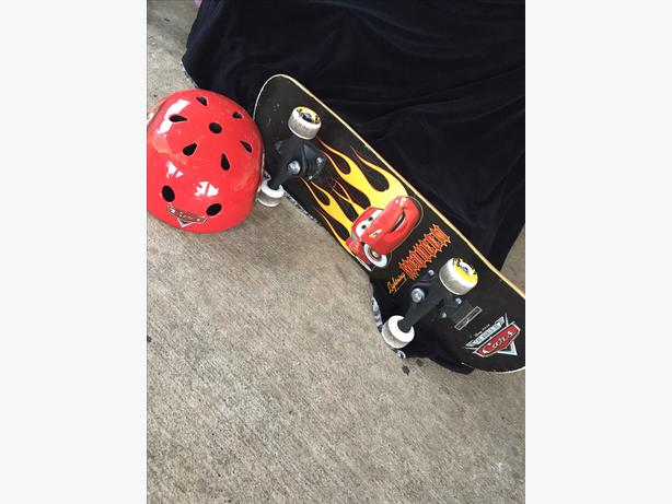 Lightning Skateboard Skateboard Lightning Mcqueen