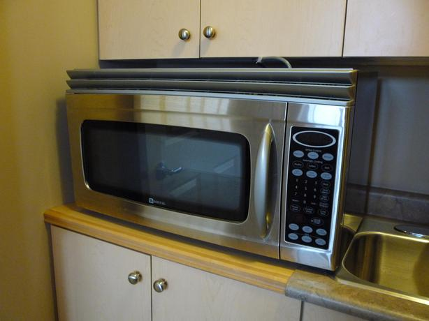 Maytag over the range microwave east regina regina - Red over the range microwave ...