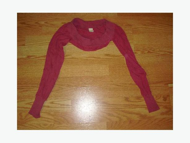 Like New Pink Bolaro Sweater Woman Girl - Excellent Condition! $4