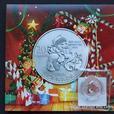 2013 Canada Fine Silver Santa Coin, $20 Face Value