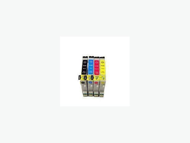 Epson Stylus Ink Cartridges - RE-T0602, 03, 04.
