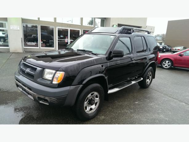 2001 nissan xterra 4x4 outside comox valley comox valley. Black Bedroom Furniture Sets. Home Design Ideas