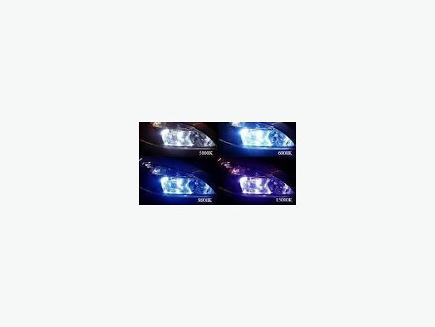 HID lights LED Lights Xenon Lighting Derand Motorsport