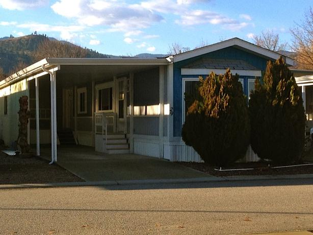 Affordable manufactured home oliver okanagan for Affordable built homes