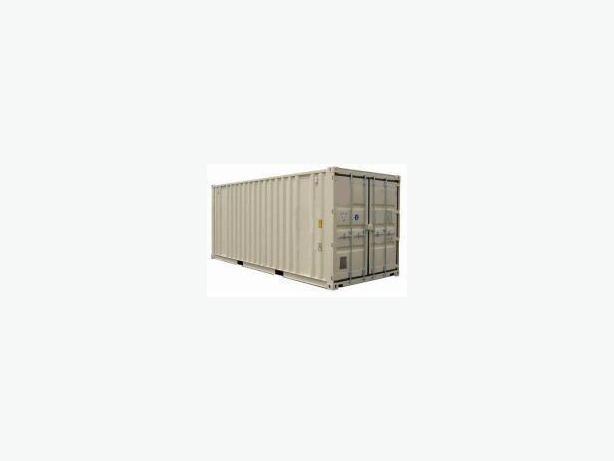 Portable Storage Units.