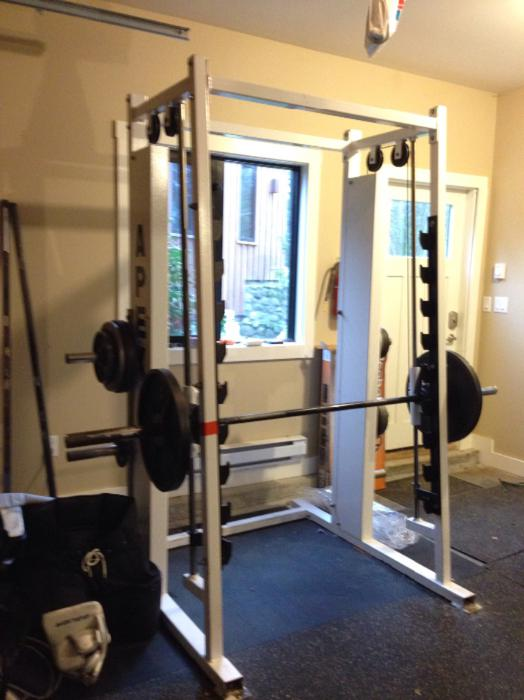 used smith machine for sale