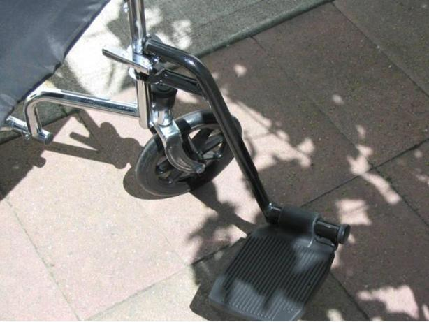Wanted To Buy Wheelchair Foot Rests Of Any Type