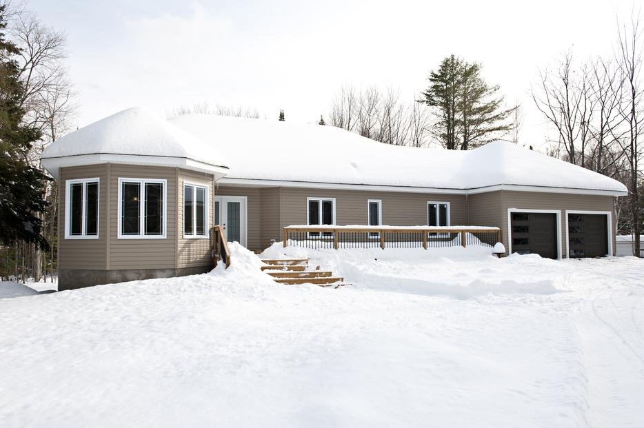 Custom Built Bungalow In County Setting Must See Sault