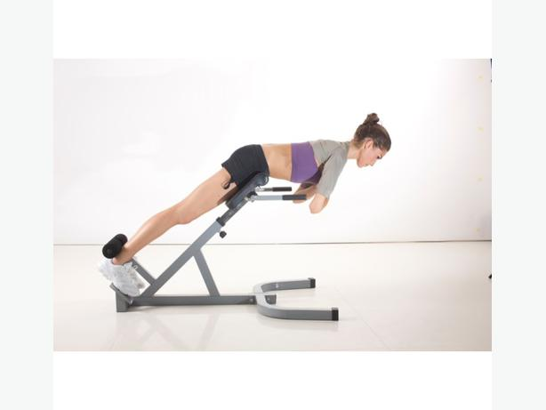 Lower Back Ab Workout Bench Victoria City Victoria
