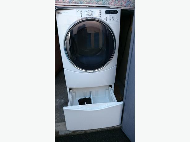 kenmore elite he5 steam dryer manual