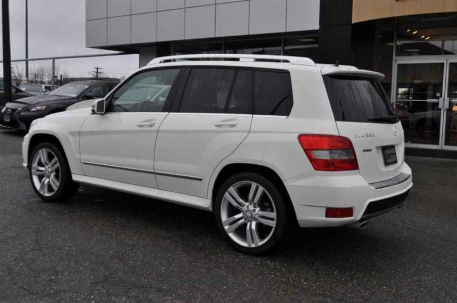 2012 mercedes benz glk class outside nanaimo nanaimo mobile for Mercedes benz glk 350 maintenance schedule