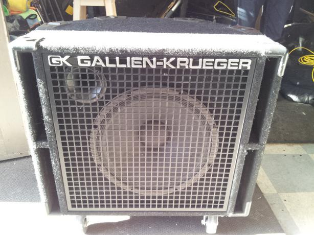 Gallien-Krueger 115RBH Bass Cabinet... Like New!