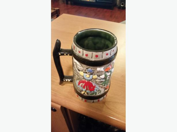 Beer Stein - WAS $25 NOW $10