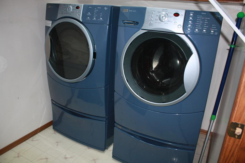 kenmore elite he4t washer problems www