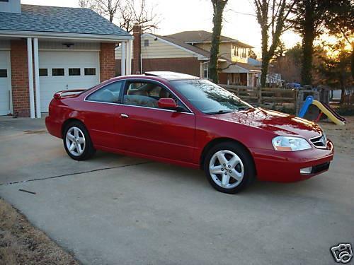 2001 Acura CL Types S Central Regina, Regina