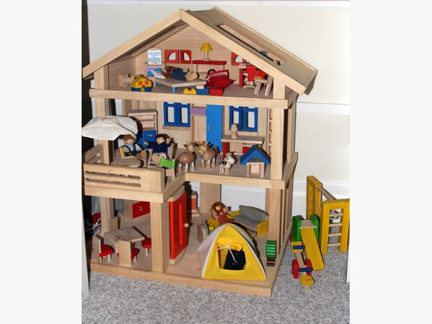 Plan Toys Doll House In Kemptville Outside Ottawa Gatineau