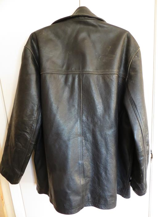 Leather jacket repair houston