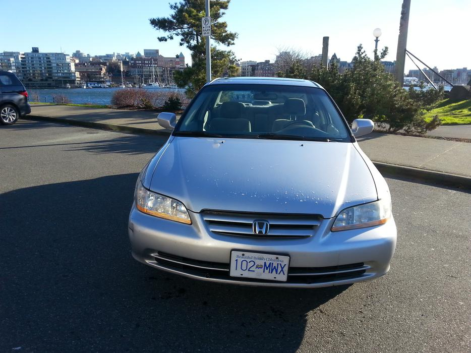 2002 honda accord west shore langford colwood metchosin