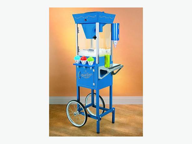 cone machine for rent