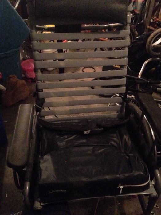 Reclining Broda Wheel Chair Central Nanaimo Nanaimo