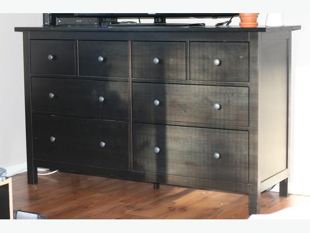 Two Ikea Hemnes Dressers Outside Nanaimo, Parksville Qualicum Beach