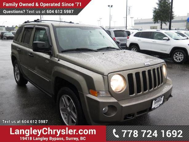 2008 jeep patriot w power accessories heated seats outside victoria. Cars Review. Best American Auto & Cars Review