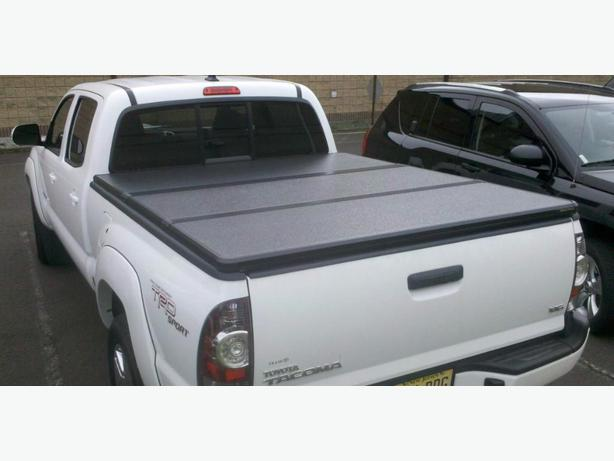 Used Extang Solid Fold Tonneau Cover 09 14 Tacoma