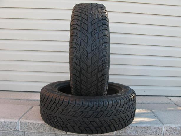 TWO (2) MARANGONI METEO GRIP WINTER TIRES /205/55/16/ - $80