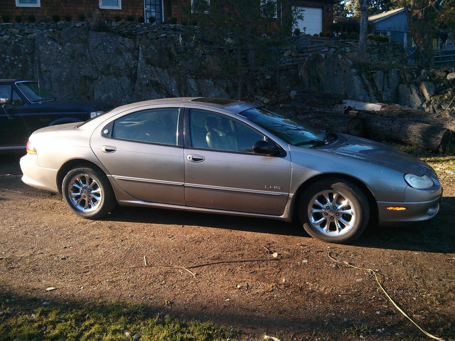 1999 Chrysler Lhs Price Reduced Nanoose Bay Nanaimo