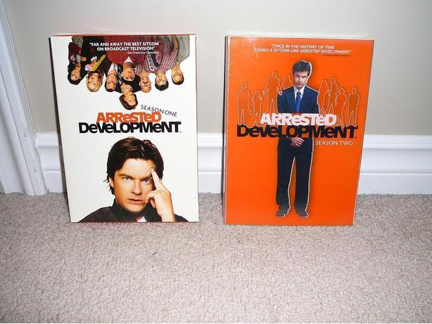 Dvd's Arrested Development Season  2