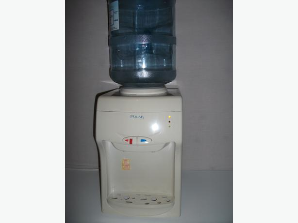 ... In needed $50 ? Hot and Cold Countertop Water Dispenser, Delivered